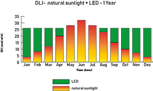 DLI-DailyLightIntegral-Sunlight-and-LED-grow-light