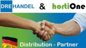Drehandel-Distribution