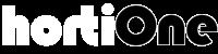 HortiOne Logo Black-White